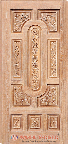 Wood World Catalog ::Wooden Door and Door Frame Manufacturing Company.